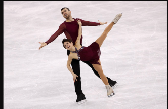 Maegan Duhamel and Eric Radford